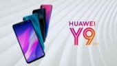 Huawei Y9 2019 launched with 6.5-inch notched display, dual rear and front cameras