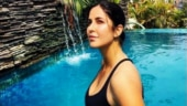 Katrina Kaif is raising the temperature in a bikini.
