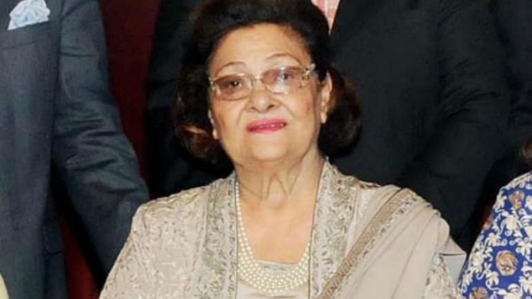 Raj Kapoor's wife Krishna Raj Kapoor passes away at 87