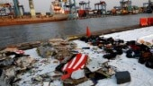 Wreckage recovered from Lion Air flight JT610, that crashed into the sea, lies at Tanjung Priok port in Jakarta, Indonesia. (Photo: Reuters)