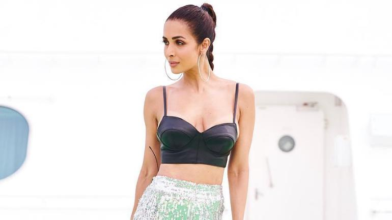 Malaika Arora Photo: Instagram/manekaharisinghani