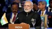 Modi chosen for Seoul Peace Prize 2018. (Image: Twitter/Jitu Vaghani)