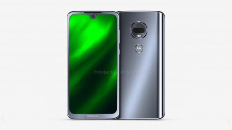 New Moto G7 renders reveal waterdrop notch, glass back and dual cameras