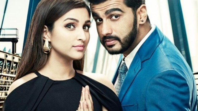 Namaste England box office day 2: Arjun-Parineeti film witnesses boost