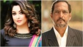 Tanushree Dutta accused Nana Patekar of sexually harassing her on the sets of Horn Ok Pleassss.