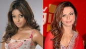 Tanushree Dutta (L) and Rakhi Sawant