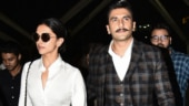 Deepika Padukone dines with Ranveer Singh and his mom