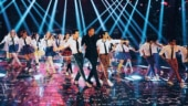 Will Smith shakes a leg with Tiger Shroff on sets of SOTY 2. See pic