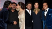 Buzz has it that Ranveer and Deepika have invited Shah Rukh Khan and Sanjay Leela Bhansali to their wedding.