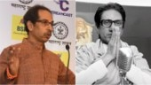 Uddhav Thackeray (L) and Nawazuddin Siddiqui in Thackeray