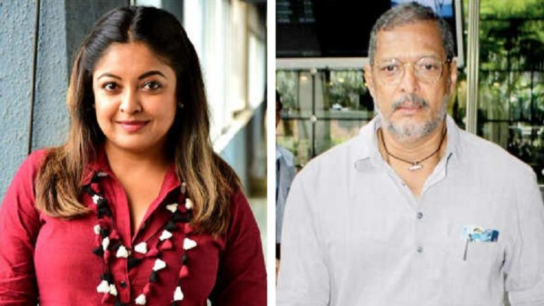 Nana Patekar reacts to Tanushree Dutta's harassment charges