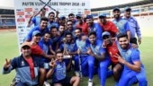 Vijay Hazare Trophy: Aditya Tare, bowlers power Mumbai to 3rd title