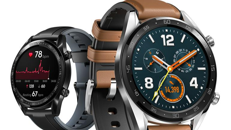 Huawei Watch GT launched with 2-week battery life