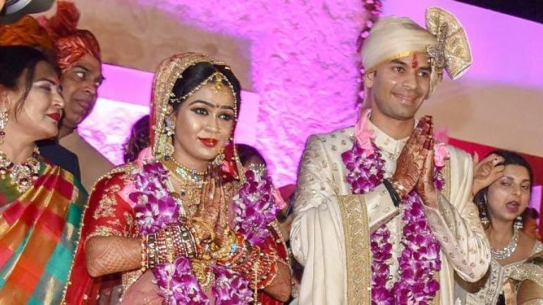 Tej Pratap Yadav Files For Divorce From Aishwarya Rai India News