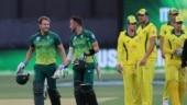 1st ODI: Toothless Australia demolished by South Africa in Perth