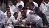 House of Havoc: This Sri Lankan Parliament punch-up will leave you stunned