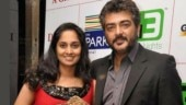 Shalini and Ajith Kumar