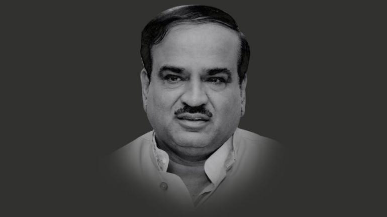 Ananth Kumar dies of cancer at 59