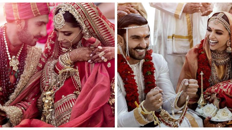 Image result for ranveer deepika wedding