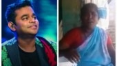 AR Rahman and Baby