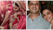 Ranveer Singh and Deepika Padukone's wedding was an intimate affair.