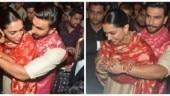 Prakash and Deepika Padukone broke down during the last phera of Sindhi wedding.