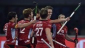 Hockey World Cup 2018: Belgium battle past Canada in opener