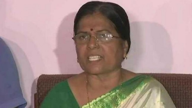 Nitish Kumar Suspends Absconding Former Minister Manju Verma From Party - India News-5391