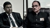 CBI director Alok Verma examined by CVC for money laundering