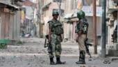 Two Hizb militants killed in midnight battle in J & K