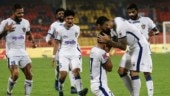 Chennaiyin FC logged their first win of the season