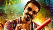 Maari 2 first-look poster out: Dhanush is back as the cool gangster