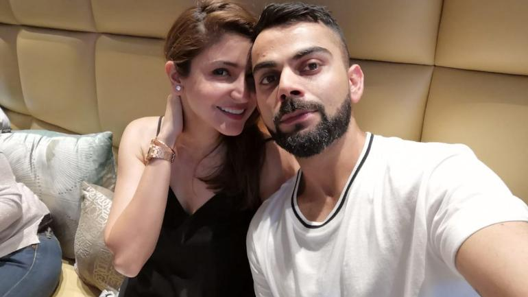 Virat Kohli and Anushka Sharma will be staying in Hardiwar till November 7 (Virat Kohli Twitter)