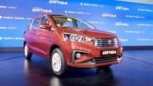 New Maruti Suzuki Ertiga variants explained, may get CNG option later
