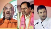 Battle for Telangana intensifies as the political leaders line up mega road shows and public rallies across the state.
