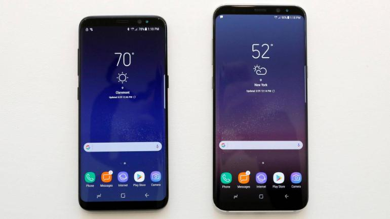 android pie samsung s8 united states