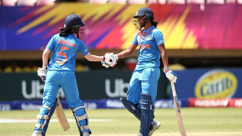 Harmanpreet Kaur became the first Indian to score a WT20I hundred