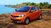 The Tiago XZ+ will get the new Etna Orange shade which was last seen on the Nexon AMT compact SUV launched earlier.