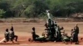 Indian Army inducts K9 Vajra, M777 howitzers, first guns since Bofors