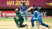 ndia thrashed Pakistan by 7 wickets
