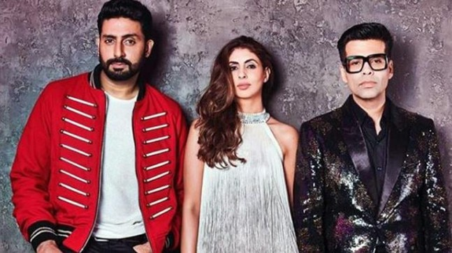 Koffee with Karan 6: Abhishek and Shweta Bachchan to grace the couch together thumbnail