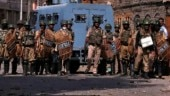 Clashes break out during militant's funeral in Jammu & Kashmir