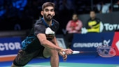 Kidambi Srikanth lost to Kenta Nishimoto of Japan 17-12, 13-21
