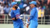 MS Dhoni not dropped: Virat Kohli backs ex captain after T20I snub