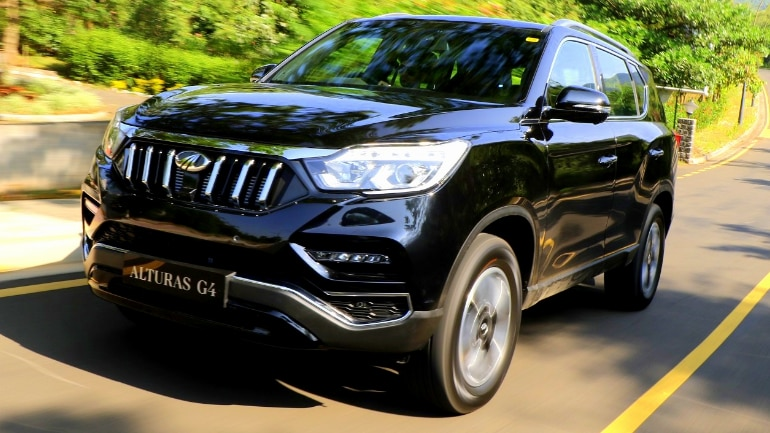 Mahindra Alturas G4 Suv All Set For Launch Here Is All You Need To