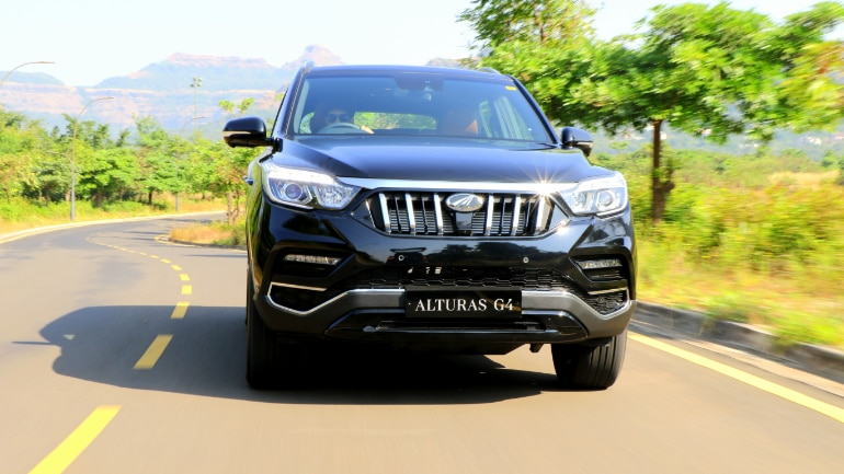 2019 Mahindra Alturas G4 Launched In India For Rs 26 95 Lakh Here S