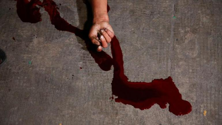 45-year-old shot in Delhi