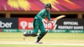 Umpires were forced to dock Pakistan 10 penalty runs