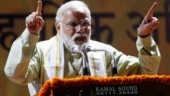 modi attacks congress gandhi family
