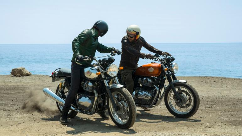 Royal Enfield 650 Twins Pricing Announcement Tomorrow Heres What
